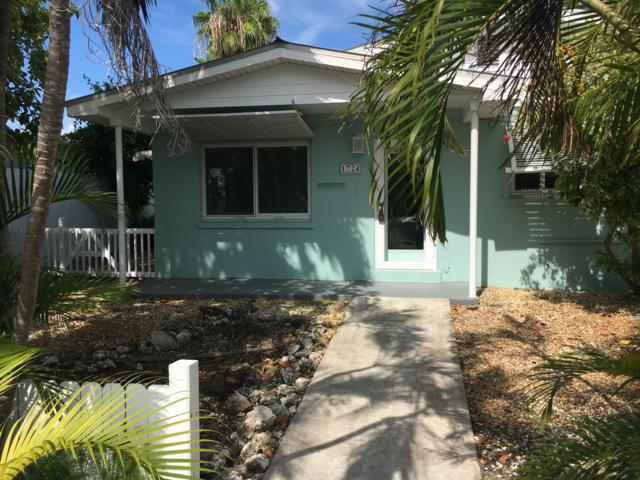 1724 Bahama Drive, Key West, FL 33040 (MLS #581265) :: Key West Luxury Real Estate Inc