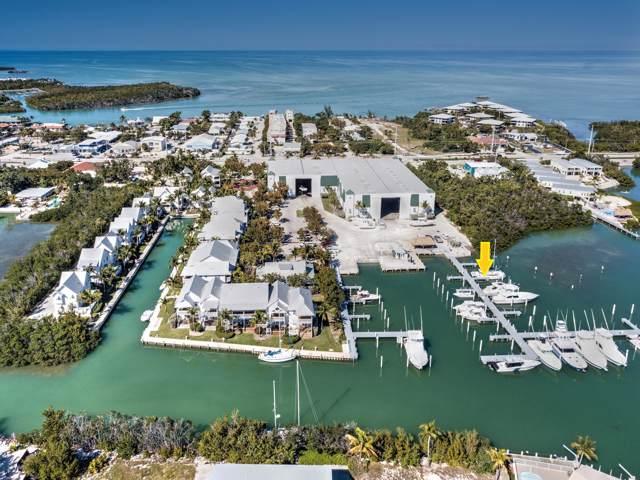 12399 Overseas Highway #44, Marathon, FL 33050 (MLS #581606) :: Key West Luxury Real Estate Inc