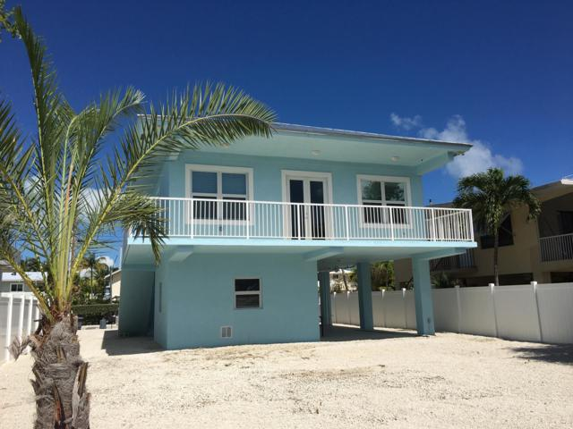 201 Plantation Avenue, Plantation Key, FL 33036 (MLS #582290) :: KeyIsle Realty