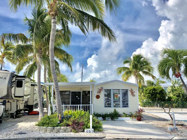 701 Spanish Main Drive #657, Cudjoe Key, FL 33042 (MLS #582684) :: Brenda Donnelly Group
