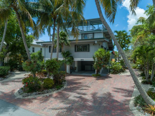 305 North Drive, Plantation Key, FL 33036 (MLS #582775) :: Key West Luxury Real Estate Inc