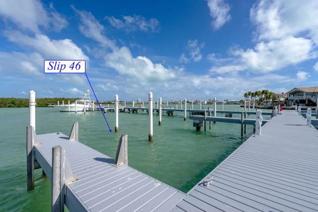12399 Overseas Highway #46, Marathon, FL 33050 (MLS #582907) :: Key West Luxury Real Estate Inc