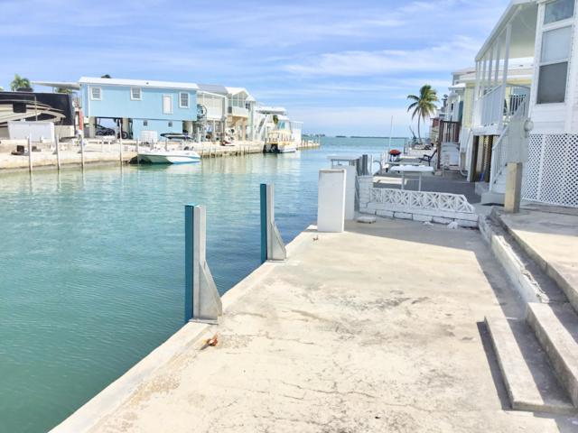 701 Spanish Main Drive #275, Cudjoe Key, FL 33042 (MLS #583193) :: Key West Luxury Real Estate Inc