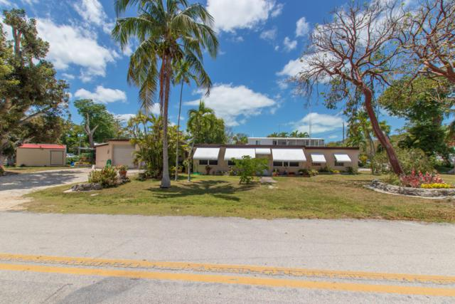 369 Sound Drive, Key Largo, FL 33037 (MLS #583831) :: Key West Luxury Real Estate Inc