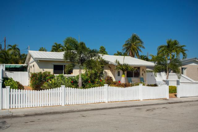 1122 17th Terrace, Key West, FL 33040 (MLS #584631) :: Key West Vacation Properties & Realty