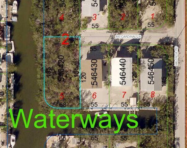 849 Cardinal Lane, Key Largo, FL 33037 (MLS #584673) :: Key West Luxury Real Estate Inc