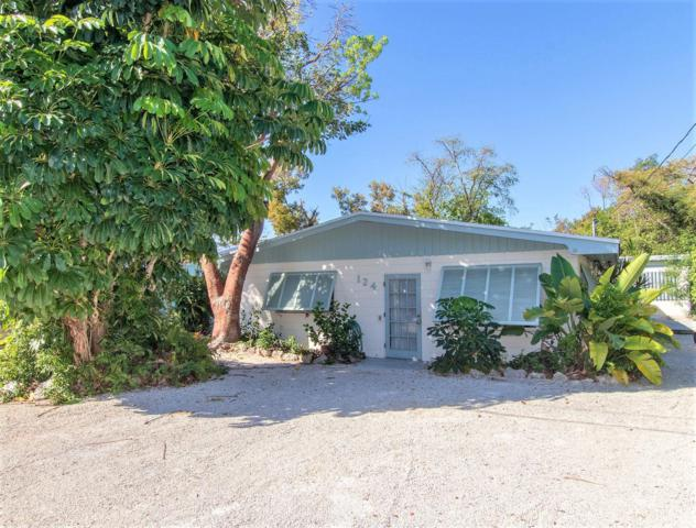 124 S Hammock Road, Upper Matecumbe Key Islamorada, FL 33036 (MLS #585346) :: Conch Realty