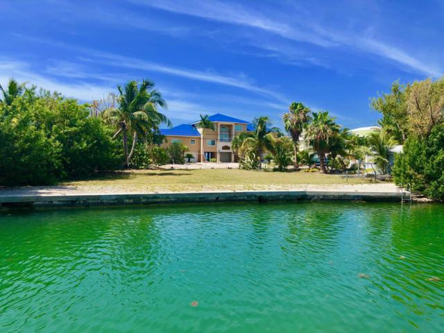 Caribbean Drive, Summerland Key, FL 33042 (MLS #585469) :: Conch Realty