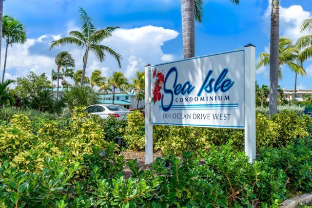 1101 W Ocean Drive #34, Key Colony, FL 33051 (MLS #585523) :: Key West Luxury Real Estate Inc