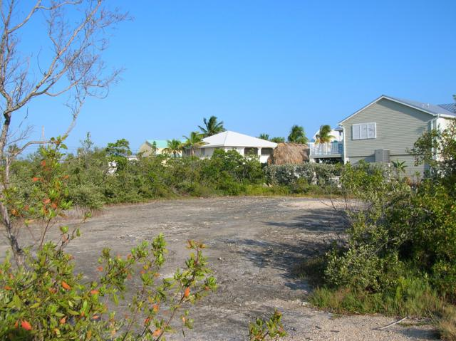 549 Pirates Rd Road, Little Torch Key, FL 33042 (MLS #585625) :: Doug Mayberry Real Estate