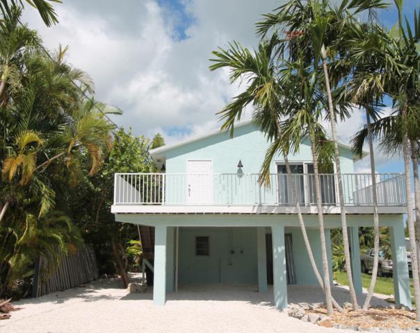 44 Palmetto Avenue, Big Pine Key, FL 33043 (MLS #585691) :: Coastal Collection Real Estate Inc.