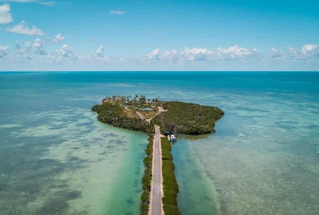 79775 Overseas Highway, Upper Matecumbe Key Islamorada, FL 33036 (MLS #585835) :: BHHS- Keys Real Estate