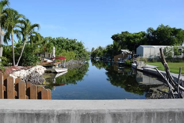 8 Bay Drive, Saddlebunch, FL 33040 (MLS #586077) :: Coastal Collection Real Estate Inc.