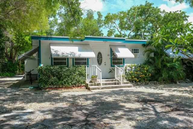 110 Knowles Street, Upper Matecumbe Key Islamorada, FL 33036 (MLS #586123) :: Vacasa Florida LLC