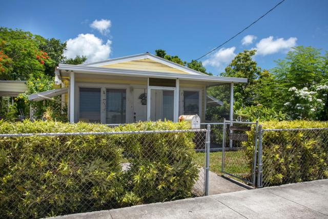 1825 Harris Avenue, Key West, FL 33040 (MLS #586368) :: Doug Mayberry Real Estate