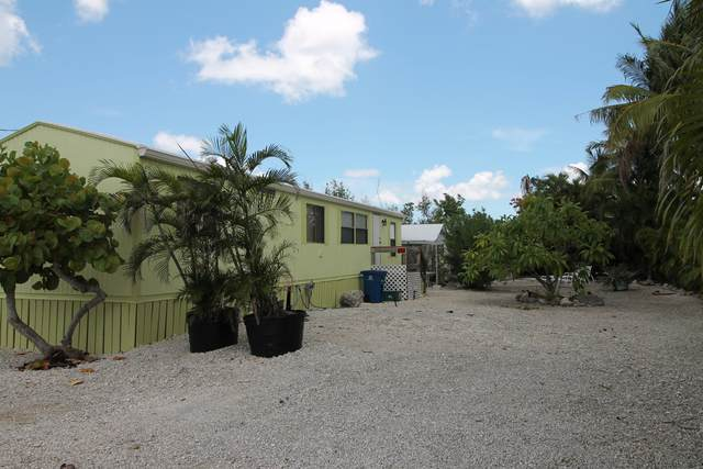 1609 Pine Channel Drive, Little Torch Key, FL 33042 (MLS #586381) :: Born to Sell the Keys