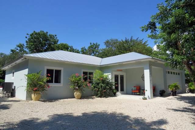 21 N Marlin Avenue, Key Largo, FL 33037 (MLS #586391) :: Key West Luxury Real Estate Inc