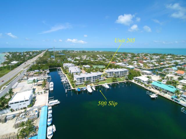 101 Gulfview Drive #205, Lower Matecumbe, FL 33036 (MLS #586627) :: Key West Luxury Real Estate Inc