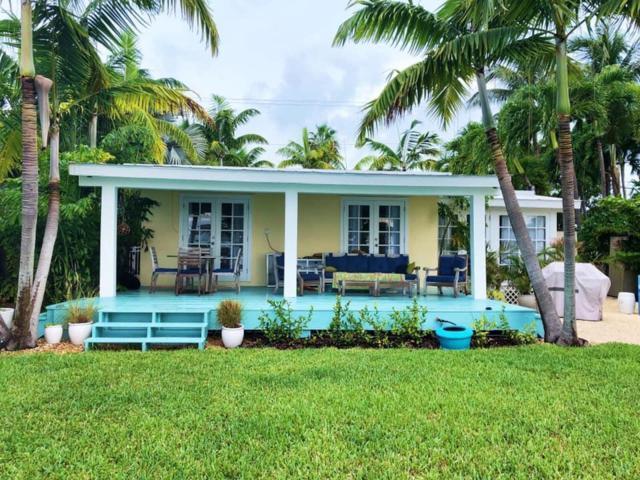 357 Sawyer Drive, Cudjoe Key, FL 33042 (MLS #586928) :: Jimmy Lane Home Team