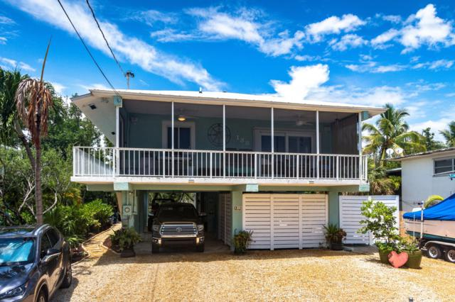138 Ocean Shores Drive, Key Largo, FL 33037 (MLS #586957) :: Key West Luxury Real Estate Inc