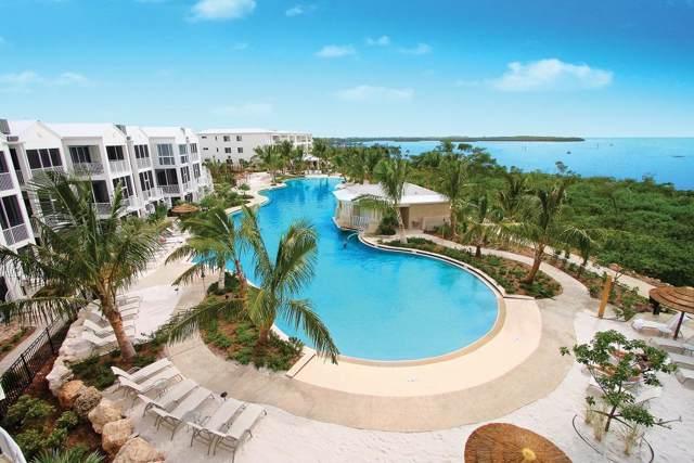 97501 Overseas Highway #809, Key Largo, FL 33037 (MLS #586966) :: Key West Luxury Real Estate Inc