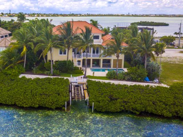 41 Cannon Royal Drive, Shark Key, FL 33040 (MLS #586988) :: Royal Palms Realty