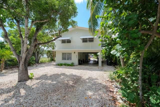 171 Plantation Avenue, Plantation Key, FL 33070 (MLS #587313) :: Key West Luxury Real Estate Inc
