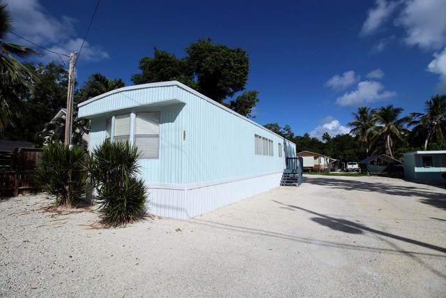514 Tina Place, Key Largo, FL 33037 (MLS #587466) :: Key West Luxury Real Estate Inc