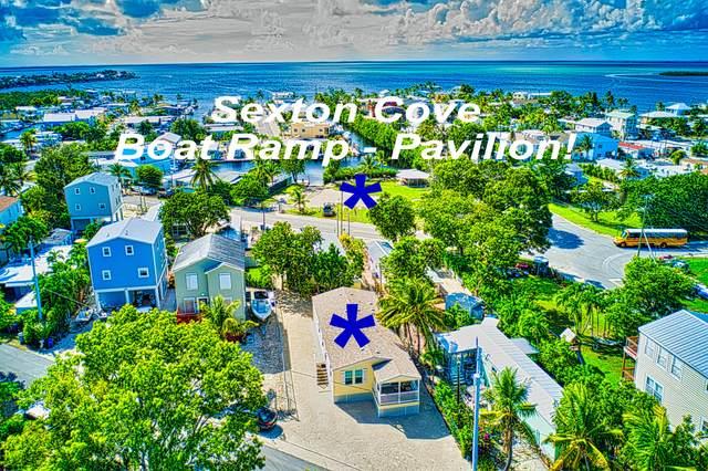 25 Mockingbird Road, Key Largo, FL 33037 (MLS #587553) :: Key West Luxury Real Estate Inc
