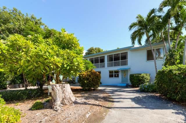 161 Harborview Drive, Key Largo, FL 33070 (MLS #587574) :: Key West Luxury Real Estate Inc