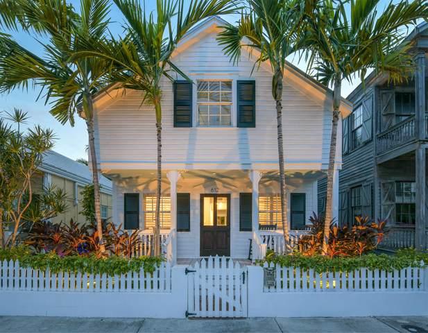 612 White Street, Key West, FL 33040 (MLS #587708) :: Brenda Donnelly Group