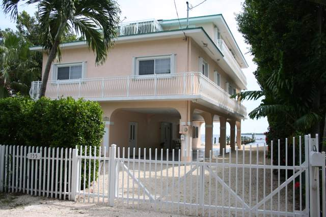 155 Atlantic Circle Drive, Key Largo, FL 33070 (MLS #587790) :: Brenda Donnelly Group