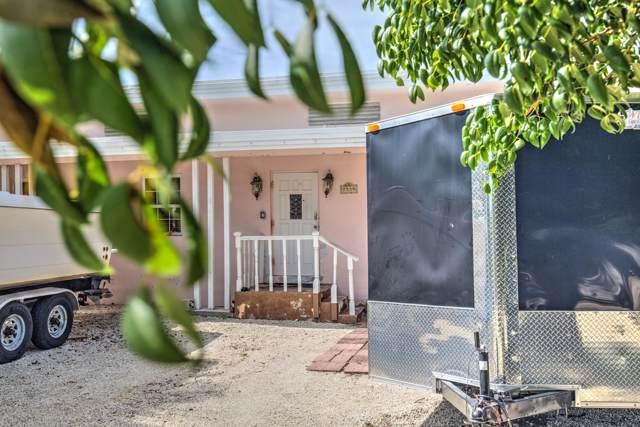 7539 Gulfstream Boulevard, Marathon, FL 33050 (MLS #587895) :: Coastal Collection Real Estate Inc.