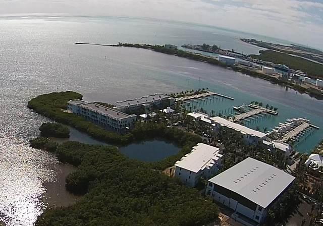 5960 Peninsular Avenue #101, Stock Island, FL 33040 (MLS #587955) :: Brenda Donnelly Group