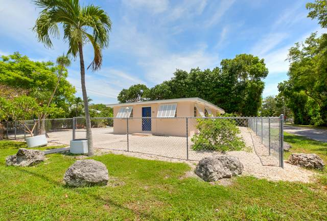 40 Transylvania Avenue, Key Largo, FL 33037 (MLS #588112) :: Key West Luxury Real Estate Inc