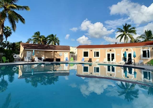 3930 S Roosevelt Boulevard S110, Key West, FL 33040 (MLS #588121) :: Key West Luxury Real Estate Inc