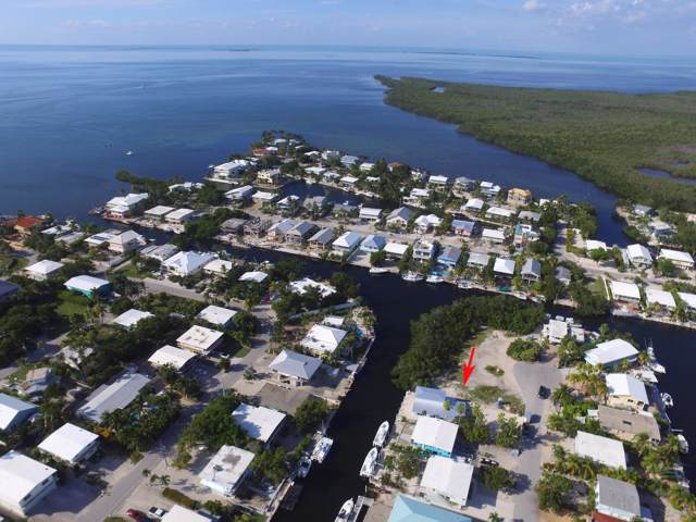 119 Azalea Street, Plantation Key, FL 33070 (MLS #588164) :: Born to Sell the Keys