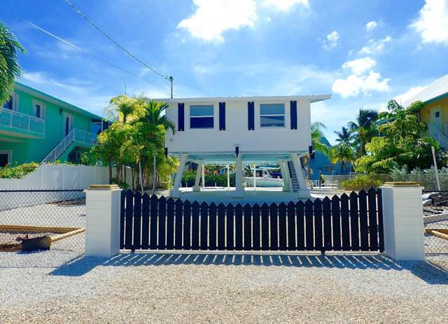 121 4Th Lane, Key Largo, FL 33037 (MLS #588277) :: Key West Luxury Real Estate Inc