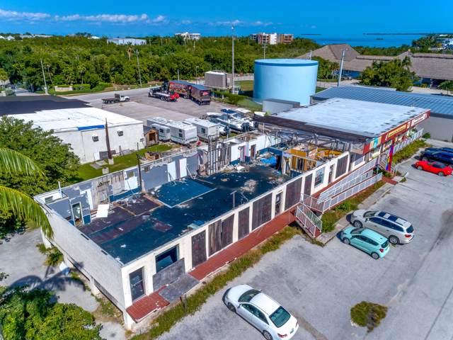 11524 Overseas Highway, Marathon, FL 33050 (MLS #588300) :: Key West Luxury Real Estate Inc