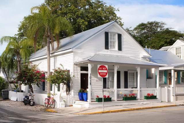1012 Whitehead Street, Key West, FL 33040 (MLS #588829) :: Key West Luxury Real Estate Inc