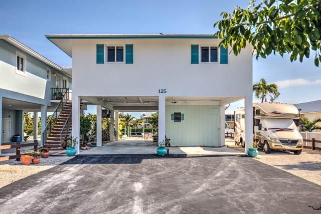 125 Avenue D, Marathon, FL 33050 (MLS #588899) :: Key West Luxury Real Estate Inc