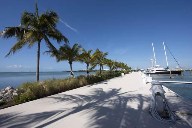 5950 Peninsular Avenue #686, Stock Island, FL 33040 (MLS #588917) :: Key West Luxury Real Estate Inc