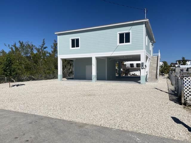 58 Seagate Boulevard, Key Largo, FL 33037 (MLS #588961) :: Born to Sell the Keys
