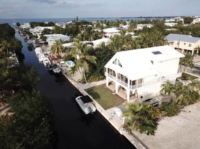 1015 Adams Drive, Key Largo, FL 33037 (MLS #589016) :: Key West Luxury Real Estate Inc