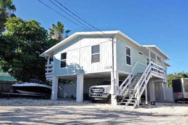 22977 Long Ben Lane, Cudjoe Key, FL 33042 (MLS #589049) :: Key West Luxury Real Estate Inc