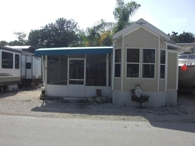 325 Calusa Street #419, Key Largo, FL 33037 (MLS #589145) :: Born to Sell the Keys