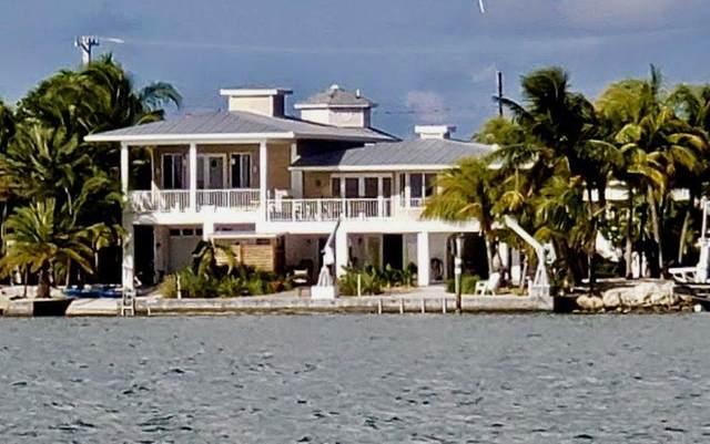 118 Caribbean Drive E, Summerland Key, FL 33042 (MLS #589708) :: Coastal Collection Real Estate Inc.