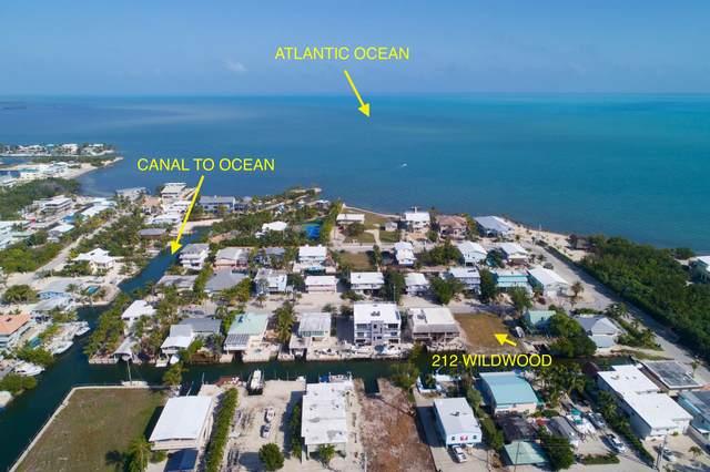 212 Wildwood Circle, Key Largo, FL 33037 (MLS #589714) :: Key West Luxury Real Estate Inc