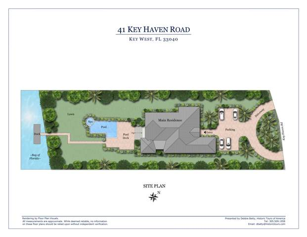 41 Key Haven Road, Key Haven, FL 33040 (MLS #589850) :: Keys Island Team