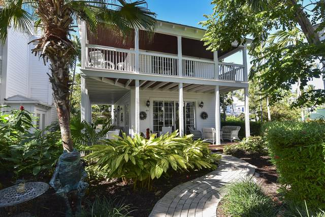 63 Sunset Key Drive, Key West, FL 33040 (MLS #589883) :: Brenda Donnelly Group